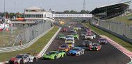 Salida de la carrera de clasificación en Hungría - SoyMotor