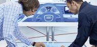 La realidad virtual ayuda a Audi a desarrollar sus modelos futuros - SoyMotor.com