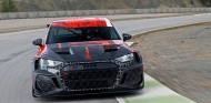 Audi prueba su RS 3 LMS del WTCR en Castellolí - SoyMotor.com
