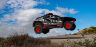 El Audi del Dakar completa una tanda de test de ocho días en España - SoyMotor.com