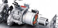 Detalle del motor eléctrico del Audi e-Tron - SoyMotor.com