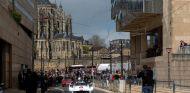 Tom Kristensen en una exhibición previa a las 24 horas de Le Mans 2014 - LaF1