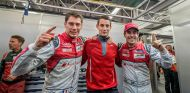 Audi celebra la Pole en Fuji - laF1