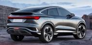 Audi Q4 Sportback e-tron Concept - SoyMotor.com