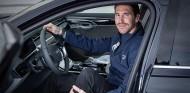 Sergio Ramos en su Audi A8 - SoyMotor.com