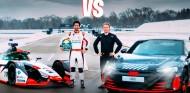 El Audi RS e-tron GT se enfrenta a un Fórmula E