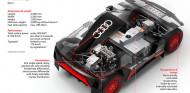 Así es el Audi de Carlos Sainz para el Dakar 2022 - SoyMotor.com