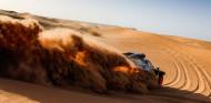 El Audi RS Q e-tron ya ha 'catado' las dunas de Marruecos - SoyMotor.com