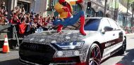 Audi A8 Spiderman - SoyMotor.com