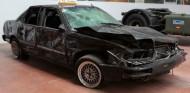 El Audi del atentado de ETA a Aznar sale a subasta - SoyMotor.com