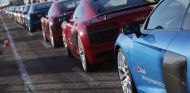 Audi R8 V10 Plus de la Driving Experience en el Jarama - SoyMotor.com