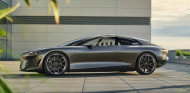 Audi Grandsphere Concept: la base del futuro y eléctrico A8 - SoyMotor.com