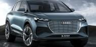Audi Q4 e-tron Concept, presentado en el Salón de Ginebra - SoyMotor.com