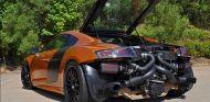 El accidente de un Audi R8 se vuelve viral, ¿montaje o realidad? - SoyMotor.com