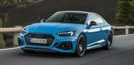 Audi RS 5 2020: retoques y 450 caballos de potencia - SoyMotor.com