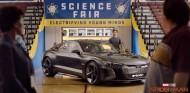Audi e-tron GT Concept, el nuevo coche de Spiderman - SoyMotor.com