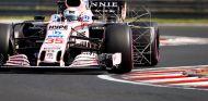 Lucas Auer durante el test con Force India en Hungría – SoyMotor.com