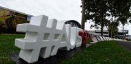 Escultura de promoción del GP de Australia en Albert Park - SoyMotor.com