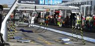 Boxes en el circuito de Albert Park – SoyMotor.com