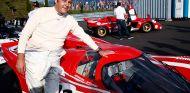 Gerhard Berger, ayer en Austria - SoyMotor