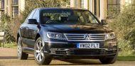La nueva generación del Volkswagen Phaeton tardará en llegar - SoyMotor