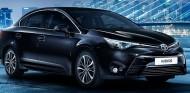 Nuevo Toyota Avensis, renovado y más seguro y eficiente -SoyMotor