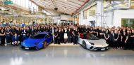 Lamborghini: récord de producción