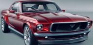 Aviar R67: eléctrico con base de Tesla y cuerpo de Mustang - SoyMotor.com