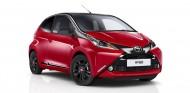 El Toyota Aygo estrena nueva edición limitada Aygo x-cite con carrocería bitono - SoyMotor