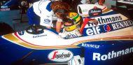 Ayrton Senna con el Williams FW16 en Japón (1994) - LaF1
