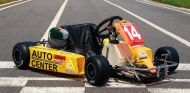 El último kart de Ayrton Senna - SoyMotor