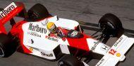 Ayrton Senna en Monza - SoyMotor.com