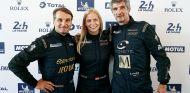 Christina Nielsen, la única mujer en la parrilla de Le Mans - SoyMotor.com