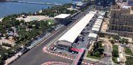 El circuito de Bakú está listo para el GP de Europa - LaF1