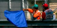 La FIA perfecciona el sistema de banderas azules - LaF1
