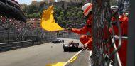 Banderas amarillas en el GP de Mónaco - SoyMotor.com