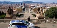 Barcelona desde el MNAC - SoyMotor.com