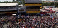 Aficionados en el Circuit de Barcelona-Catalunya - SoyMotor