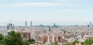 Barcelona desde el Park Güell - SoyMotor.com