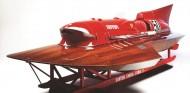 El único barco con 'sello' Ferrari sale a la venta - SoyMotor.com