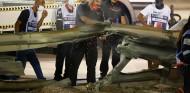 La FIA protege el guardarraíl del accidente de Grosjean para Sakhir - SoyMotor.com