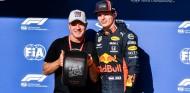 """Verstappen: """"Dicen que es mi segunda Pole, pero es la tercera"""" - SoyMotor.com"""