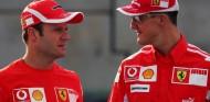 "Barrichello: ""Schumacher nunca me ayudó, nunca fue solidario"" - SoyMotor.com"