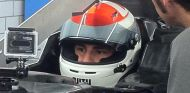 Adrian Sutil en Hinwil, donde se ha hecho el asiento del C33 - LaF1