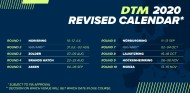 El DTM reestructura su calendario para 2020 - SoyMotor.com