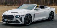Primera unidad experimental del Bentley Bacalar - SoyMotor.com