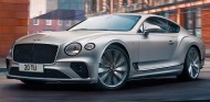 Bentley Continental GT Speed - SoyMotor.com