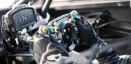 Nuevo volante Bentley-Fanatec en el Continental GT3 Pikes Peak.