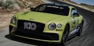 Bentley Continental GT: nuevo récord en el Pikes Peak - SoyMotor.com