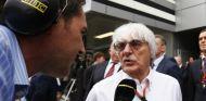 Ecclestone quiere que la BBC se quede, pero no a cualquier precio - LaF1